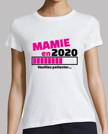 nonna nel 2020 per favore aspetta