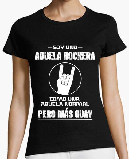 T-shirt nonna rocker