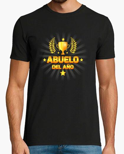 T-shirt nonno del premio di anno