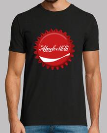 nonno mola (coca-cola logo) piastra