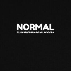 T-shirt Normal es un programa de mi lavadora