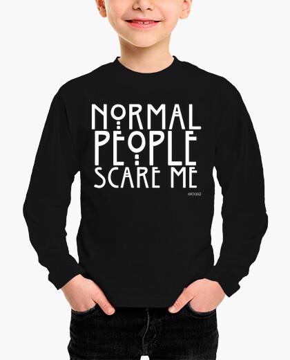 Ropa infantil Normal people scare me #AHS
