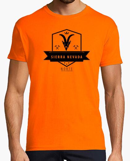 Camiseta Norte de Sierra Nevada