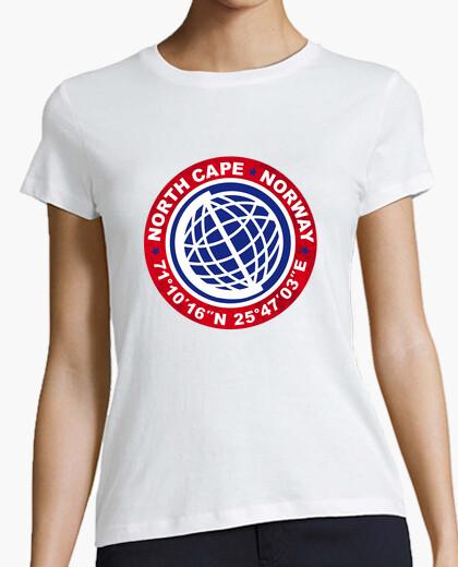 Camiseta NORTH CAPE Norway