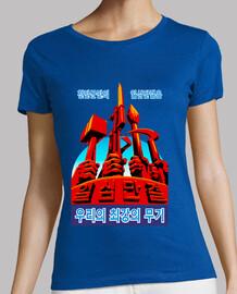 north korean propaganda one