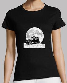 Nos vemos en la luna - viejo coche - mo