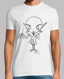 nosferatu - t-shirt da uomo