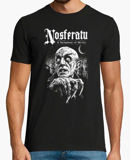 Camiseta Nosferatu, el vampiro