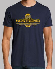 Nostromo (azul marino)