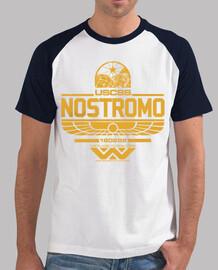 Nostromo Logo amarillo