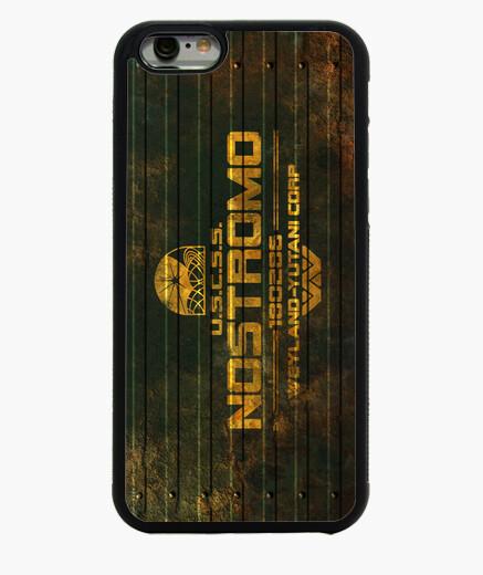 Funda iPhone 6 / 6S Nostromo Rust