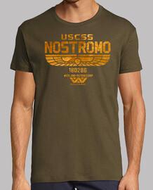 Nostromo Weyland [chico]