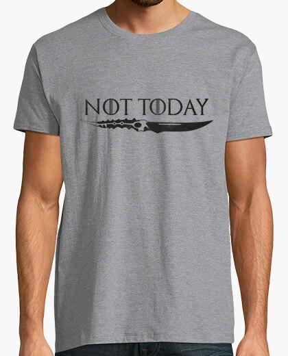 T-shirt not al day nero