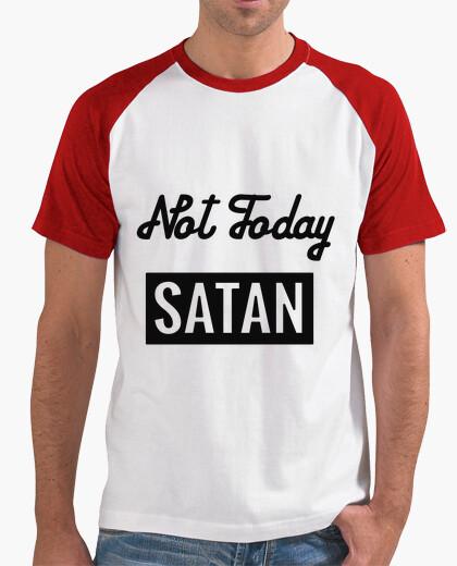Tee-shirt not aujourd'hui satan