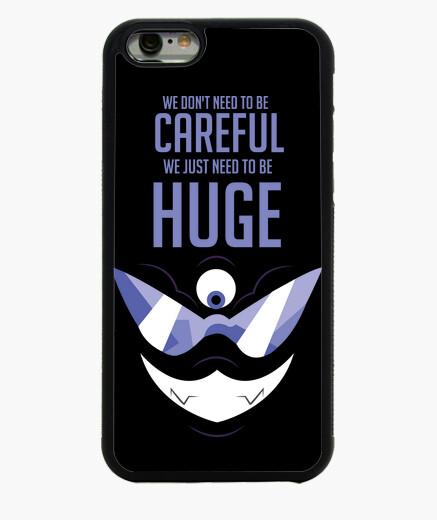 Funda iPhone 6 / 6S Not Careful, JUST HUGE - Steven Universe