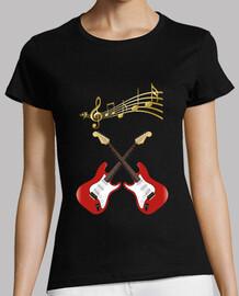 not comme des guitares musicales