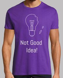 not good idée! (violet)