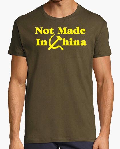 Camiseta Not made in China