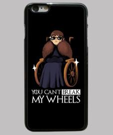 Not my wheel case