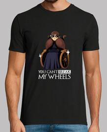 Not my wheel T-shirt
