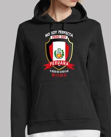 not perfect, i I am peruvian jersey