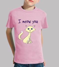 Not so Baby Cat T Shirt