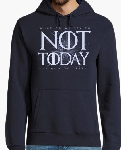 Not today hoodie