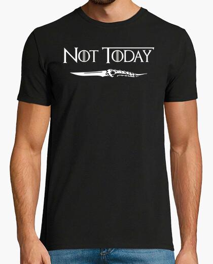 Camiseta Not Today (Juego de Tronos)