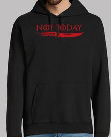 Not Today Rojo