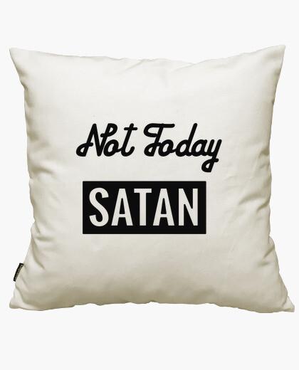 Funda cojín Not today Satan