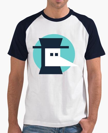 Tee-shirt Nota bene bleu blanc
