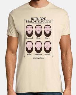 Notabene Beard style guide