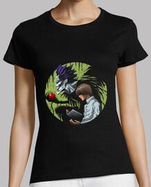 note de la chemise de la mort femmes