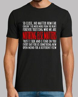 Nothing Else Matters - Metallica