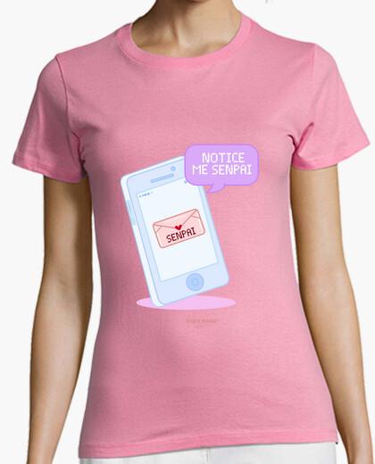 Camiseta NOTICE ME SENPAI