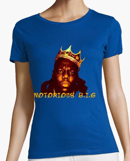 Camiseta Notorious B.I.G Cutout