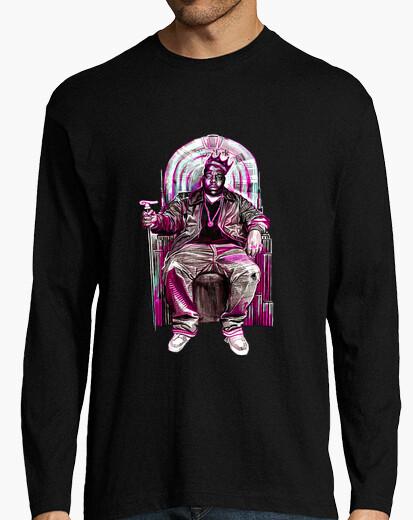 Camiseta Notorious Big *King*
