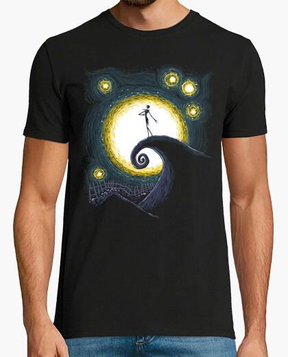 T-shirt Notte stellata