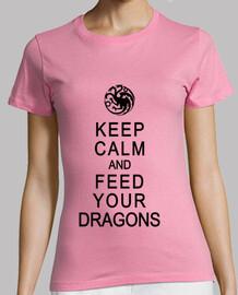 nourrir vos dragons