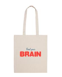 nourris ton brain (bleu)