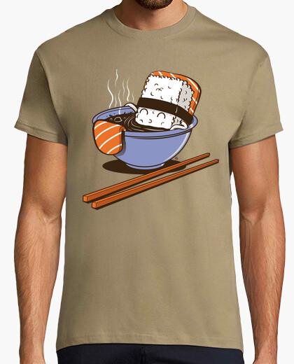Tee-shirt Nourriture jacuzzi