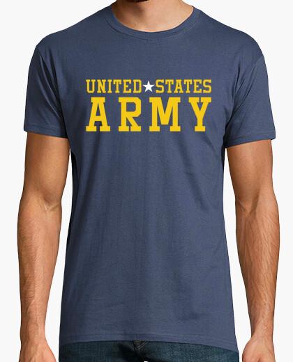 Tee-shirt nous  T-shirt  armée mod.6-5