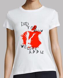 nous aimons la pomme - death note