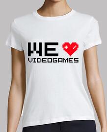 nous aimons les jeux vidéo