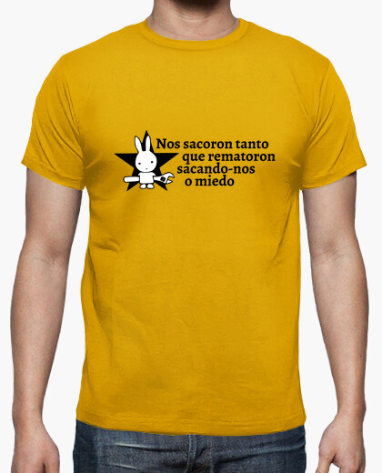 Tee-shirt nous avons tellement sacoron