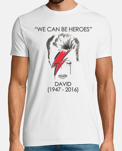 nous can être des héros - bowie hommage