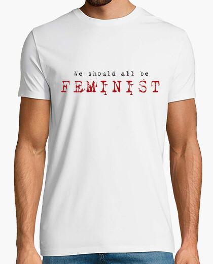 Tee-shirt nous devrions