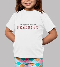 nous devrions all être féministes