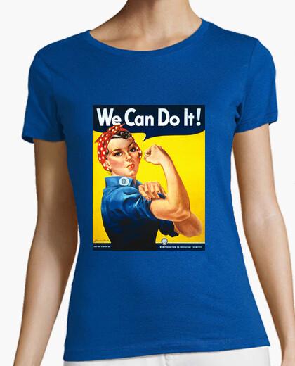 Tee-shirt nous pouvons le faire!