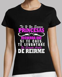 nous sommes des princesses